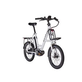 """i:SY DrivE XXL N3.8 ZR - Vélo de ville électrique - 20"""" blanc"""